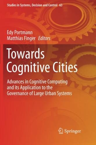 Towards Cognitive Cities: Advances in Cognitive Computing and its Application to the Governance of Large Urban Systems