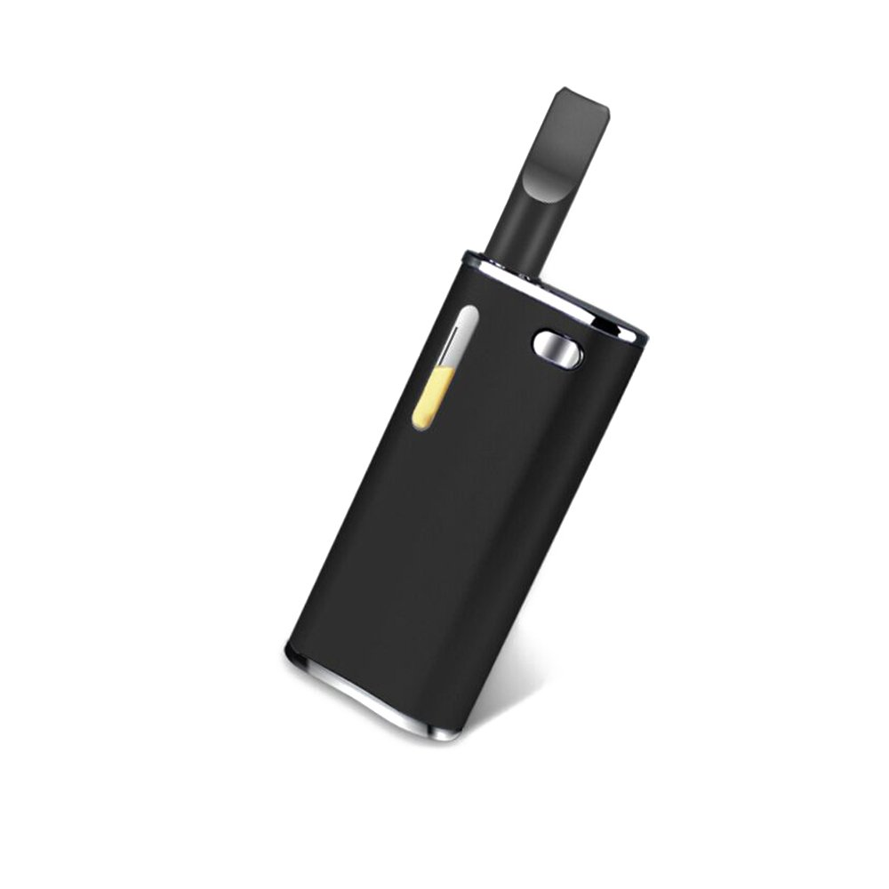 AIRISTECH MYSTICA VAPORISER - Vape Kit Compatible With Slimline (510  Thread) Cartridges for CBD Oil & E liquid