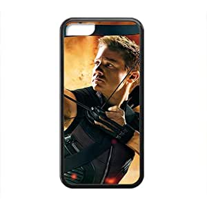 RHGGB avengers wallpaper Hot sale Phone Case for iPhone 5c Black