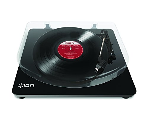 ION Audio Select LP | 3-Speed Digital Conversion Turntable for Mac & PC