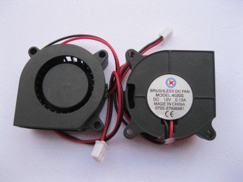 12v 40mm blower fan - 8