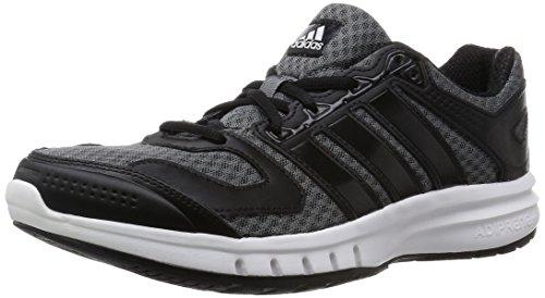 Adidas - Adidas Galaxy M Zapatos Running Negro Cuero Tejido M29371 - Dunkelgrau (Vista Grey/Core Black)