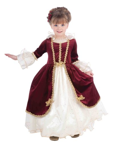 Forum Novelties Little Designer Collection Elegant Lady Child Costume, -