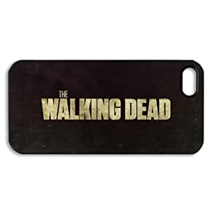 Custom iphone 5 5S Back Case Cover Protector - TV & Movie Series The Walking Dead -6