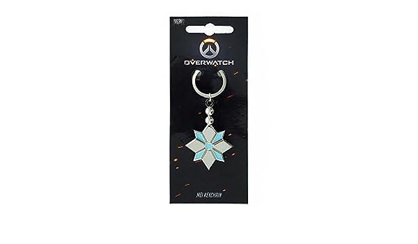 Overwatch Llavero de Metal Mei: Amazon.es: Hogar