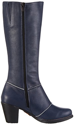 Art Long Women's Boots Blue Blue Genova rAgBnxr