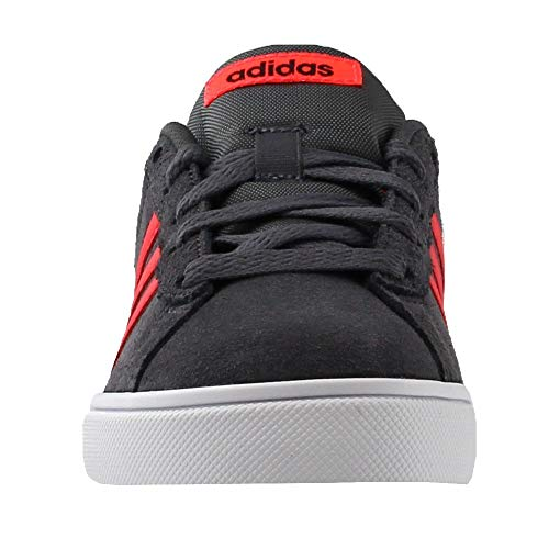 Pictures of adidas Kids' Daily Team Sneaker BC0155 Grey/Red 4