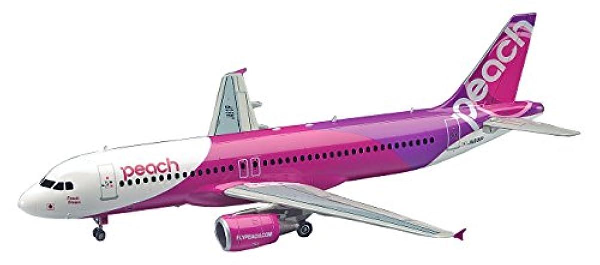 [해외] 하세가와 1/200 피치아비에숀 에어버스 A320 프라모델  41