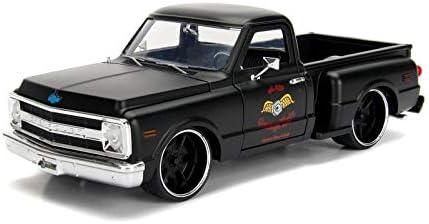 1:24 Jada Chevrolet C10 Stepside 1969 black