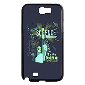 Samsung Galaxy N2 7100 Cell Phone Case Black Modern Science LSO7842147