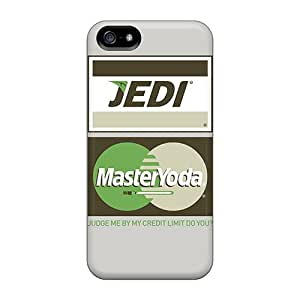 Premium Jedi Master Yoda Heavy-duty Protection Cases For Iphone 5/5s