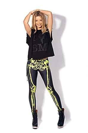 Hamiltion Womens 3D Digital Print Leggings as Pants Fashion Funky Pattern 38