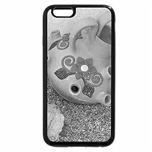 iPhone 6S Plus Case, iPhone 6 Plus Case (Black & White) - My Garden decor