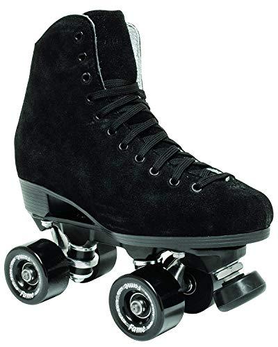(Sure-Grip Black Boardwalk Skates (7))