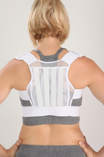 UPC 765573884890, Bravo Mesh Clavicle and Posture Correction Brace (Medium)