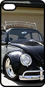 Classic VW Beetle Punch Bug Herbie Tinted Rubber Case for Apple iPhone 4 or iPhone 4s