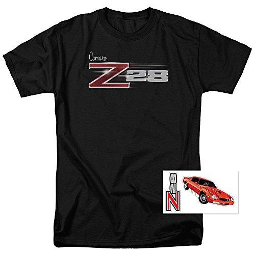 z28 camaro shirt - 1