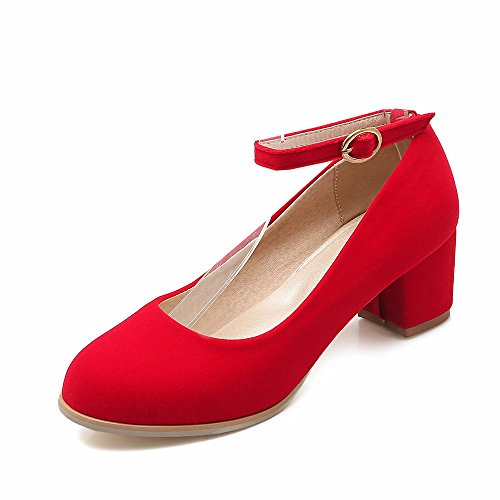 talón unos metros mujer con de gules 30 47 el gruesa En de yardas grandes molienda mujer zapatos zapatos metros de 15wqfZZPx