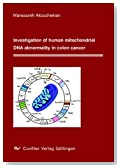 Investigation of human mitochondrial DNA abnormality in colon cancer