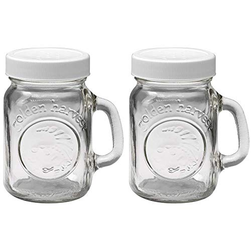 Ball Canning Jar Salt & Pepper Shaker | 4 oz | 2-Pack