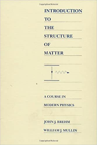 Introduction to the structure of matter a course in modern introduction to the structure of matter a course in modern physics 1st edition fandeluxe Images