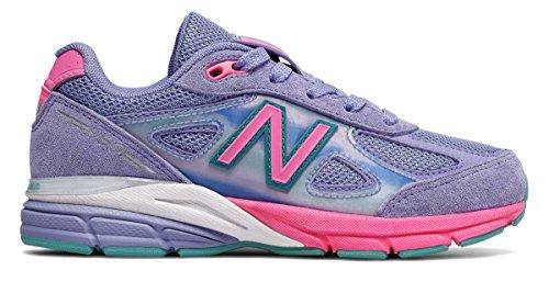 小麦ジョージバーナードラインナップ(ニューバランス) New Balance 靴?シューズ レディースランニング 990v4 Purple with Pink パープル ピンク US 5.5 (22.5cm)