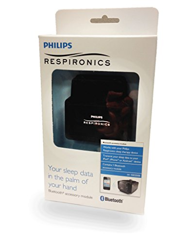 Philips Respironics Bluetooth Module for SleepMapper Self-management | Bluetooth Monitoring Device to Be Attached to Philips Respironics 60 Series Cpap and Bipap Machines