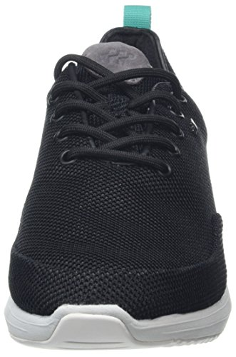 Black Boxfresh Herren Schwarz Oscard Sneaker xF66q4w10