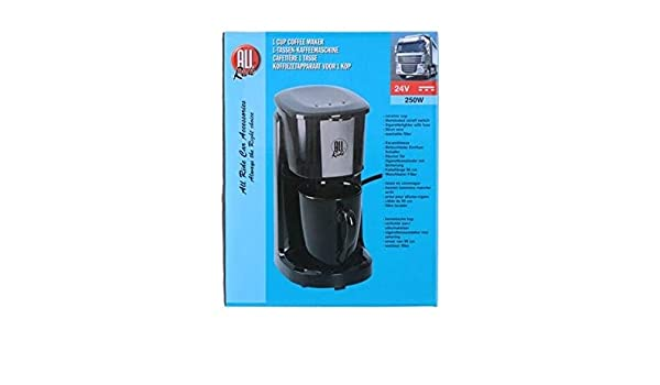 All Ride CAFETERA CAMION 24V 250W 1 Taza: Amazon.es: Coche y moto