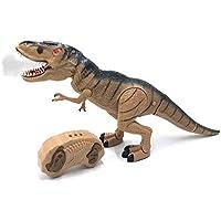 Tyrannosaur Rex Dinosaurus Afstandsbediening RC (beweging, Licht en Geluid) Inwijding Radiobesturing Afstandsbediening…