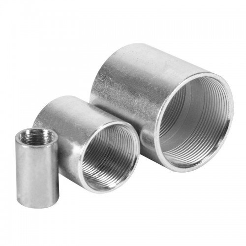 RC-350 Rigid Conduit Coupling, Cast Steel, 3-1/2