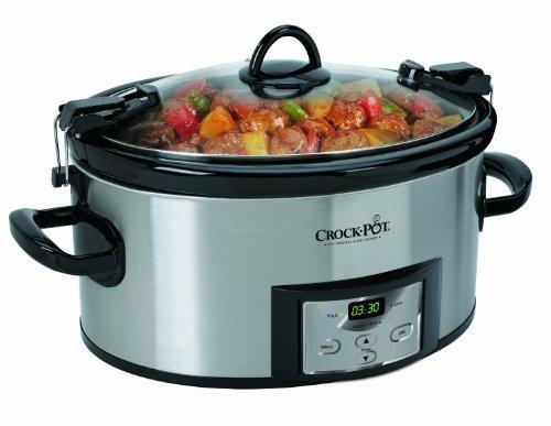 bella crock pot red - 8