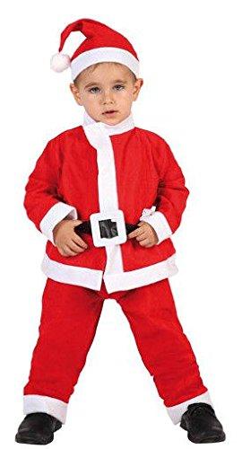 Amazon.com: Atosa-69213 Atosa-69213 Santa Child Costume ...