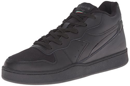 Diadora Hombres Magic Color Running Shoe Black