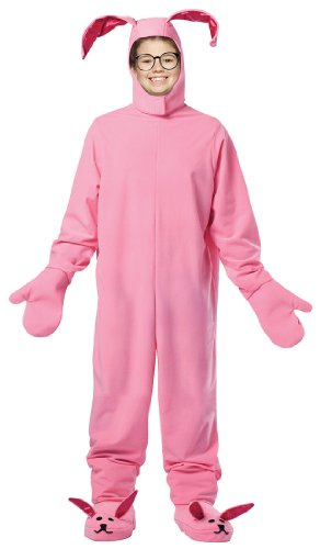 A Suit Story Christmas Bunny (A Christmas Story Ralphie's Bunny Suit Child Costume-Youth)