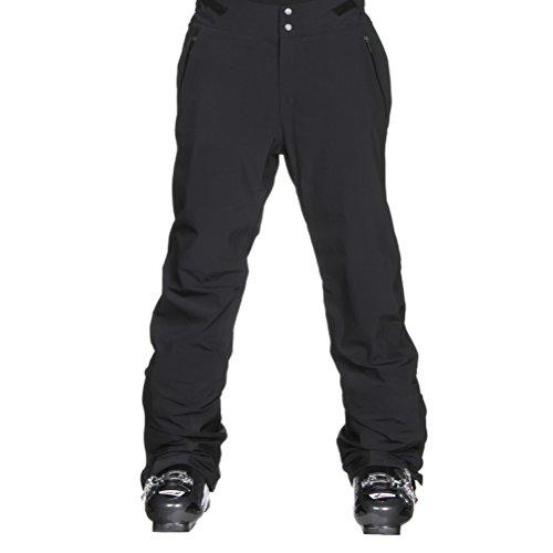 KJUS Formula Pro Mens Ski Pants - X-Large/Black Kjus Ski Pants