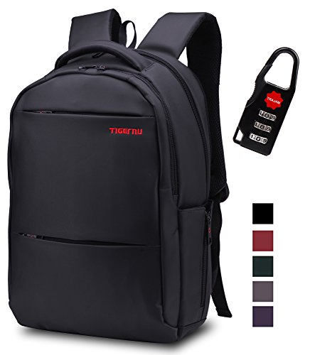 Amazon #DealOfTheDay: Slim Business Laptop Backpack: Unisex, Advanced Design with Lots of Pockets, Professional Quality, Waterproof, Stylish and Lightweight