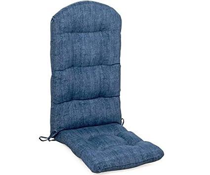 Amazon.com: Direct Home - Cojín para silla de Adirondack con ...