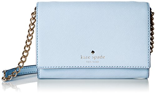 kate spade new york Cedar Street Cami Cross Body, Sky Blue, One - Spade Kate Blue