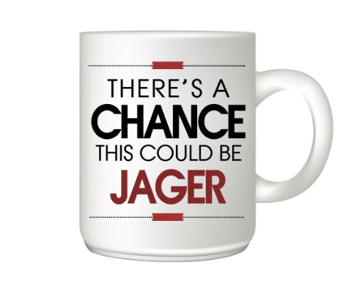 There's a chance this could be Jager Coffee Mug - Funny Coffee Mug - Jager Drinker Gift