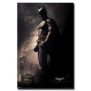 Amazon.com: (22x34) The Dark Knight Movie Batman Standing