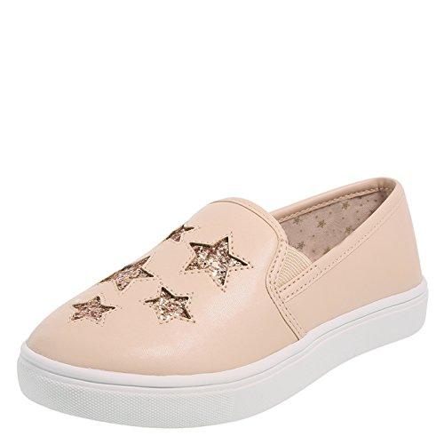 Brash Girls Stardom Glitter Slip-On Sneaker