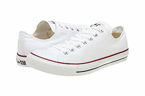 Converse Unisex - Adulto All Star Ox scarpe sportive bianco Size: 5.5 F(M) UK / 7.5 B(M) US Women / 5.5 D(M) US Men