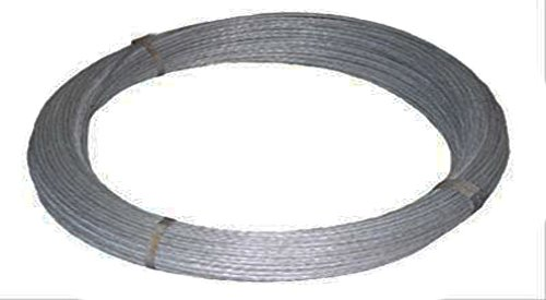 ROHN 3/16EHS500 3/16'' Extra High Strength Guy Wire for ROHN Tower - 500' by ROHN