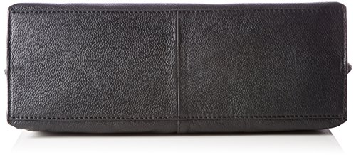 Bree Cary 5 leather Shoulder Cary Bree Bag Black 33 cm rFZ4wr