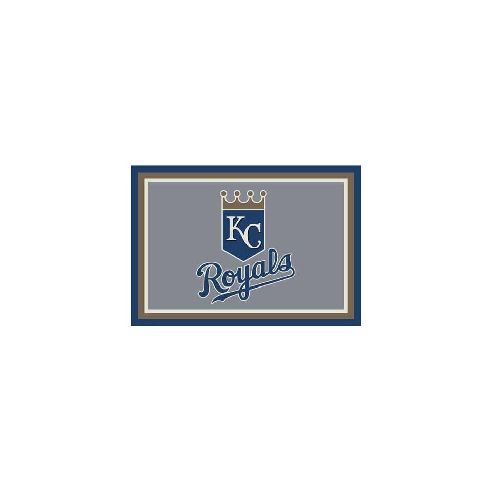 MLB Team Spirt Rug   Kansas City Royals