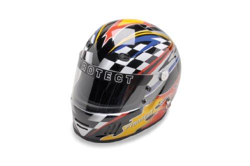 HUNSAKER USA Pyrotect: Pro Airflow Tribal Graphics Helmet