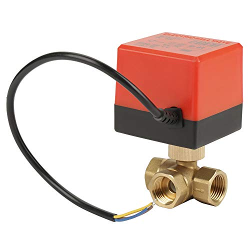 electric 3 way valve - 4