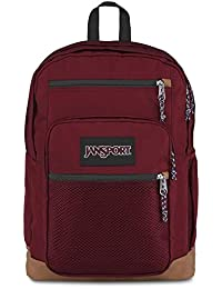 JanSport Huntington - Mochila ligera para portátil, rojo, (Viking Red), One_Size
