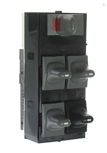 Front Master Power Window Switch Driver Left for 96-05 Pontiac Grand Am Sedan
